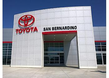 San Bernardino car dealership Toyota of San Bernardino