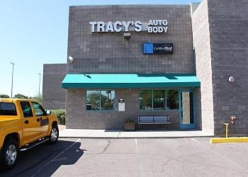 Tempe auto body shop Tracy's Auto body