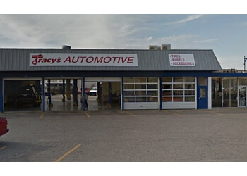 Wichita car repair shop Tracy's Automotive