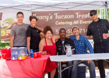 Tucson caterer Tracy's Tucson Catering & Events