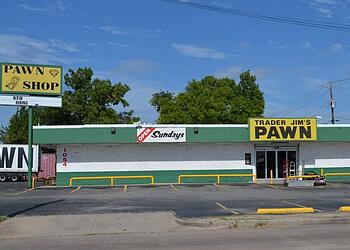Fort Worth pawn shop Trader Jim's Pawnshop