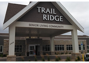 Sioux Falls assisted living facility TRAIL RIDGE RETIREMENT COMMUNITY