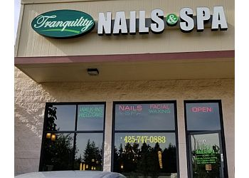 Bellevue nail salon Tranquility Nails & Spa