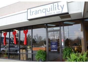 Louisville spa Tranquility Salon & Spa