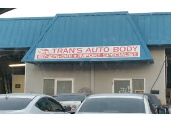 Arlington auto body shop Trans Auto Body