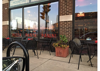 Milwaukee pizza place Transfer Pizzeria Café