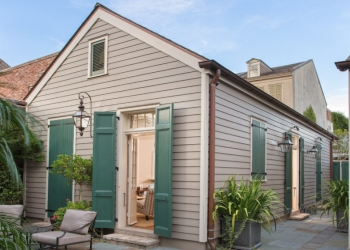 New Orleans residential architect Trapolin-Peer Architects