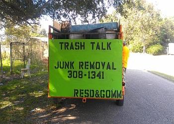 Baton Rouge junk removal Trash Talk Junk Removal, LLC