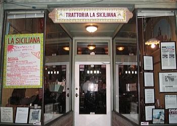 Berkeley italian restaurant Trattoria La Siciliana