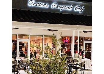 Miami Gardens italian restaurant Trattoria Pampered Chef