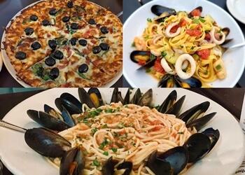 Cleveland italian restaurant Trattoria on the Hill