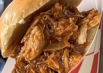 Worcester food truck Travelin' Bones BBQ Food Truck