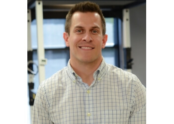 Modesto physical therapist Travis Bartelink, PT, DPT