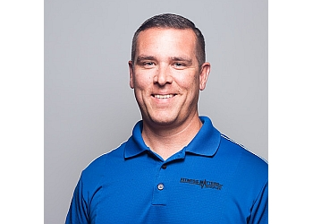 Columbus physical therapist Travis R Timmons, DPT, BS-PT