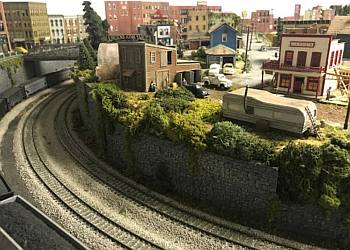 Port St Lucie places to see Treasure Coast Model Rail Road Club