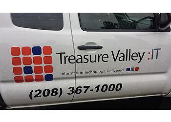 Boise City it service Treasure Valley IT