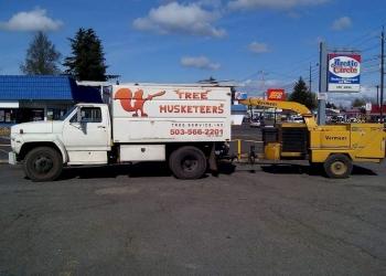 Salem tree service Tree Musketeers Tree Service, Inc.