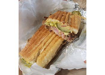 Tulsa sandwich shop Trenchers Delicatessen