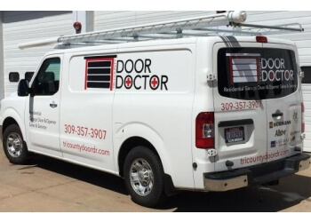Peoria garage door repair Tri County Door Doctor