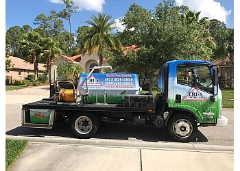 Tampa pest control company Tri-S Pest Control