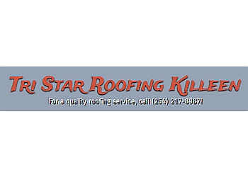 Killeen roofing contractor Tri Star Roofing Killeen