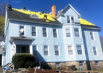 Worcester roofing contractor Tri State Construction, Co.