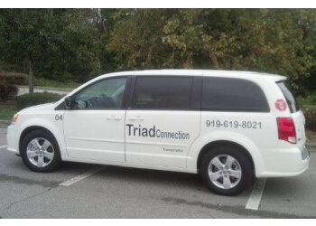 Durham limo service Triad Connection