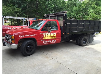 Greensboro roofing contractor Triad Installations