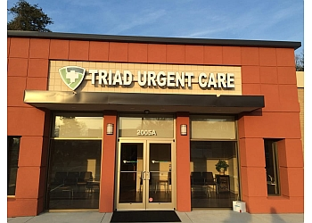 Greensboro urgent care clinic Triad Urgent Care, PLLC