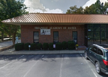 Cary dance school Triangle Academy of Dance
