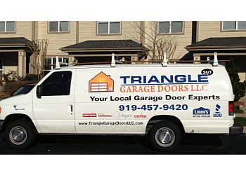 Raleigh garage door repair Triangle Garage Doors LLC