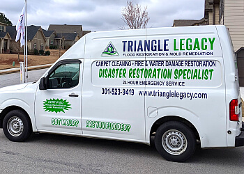 Washington carpet cleaner Triangle Legacy Flood Restoration & Carpet Cleaning
