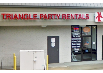 Durham event rental company Triangle Party Rentals