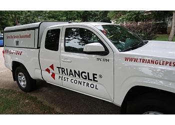 Raleigh pest control company Triangle Pest Control