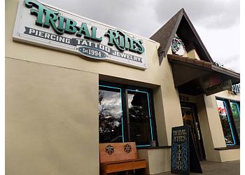 Fort Collins tattoo shop Tribal Rites Tattoo & Piercing