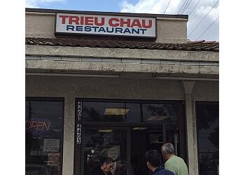 Santa Ana vietnamese restaurant Trieu Chau