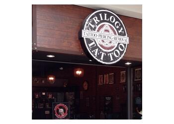Virginia Beach tattoo shop TRILOGY TATTOO CO.