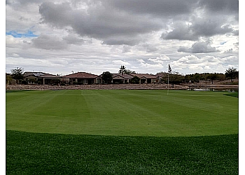 Peoria golf course Trilogy Golf Club at Vistancia