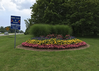 Rochester landscaping company Trimline Landscape Management