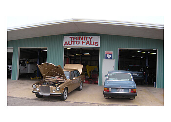 Waco car repair shop Trinity Auto Haus