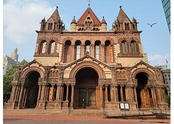 Boston church Trinity Church