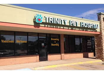 Carrollton veterinary clinic Trinity Pet Hospital