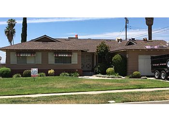 San Bernardino roofing contractor Trinity Roofing L & R Brothers, Inc.