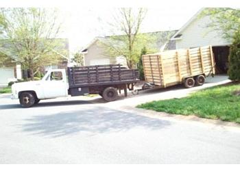 Winston Salem junk removal Triple 777 Hauling Services