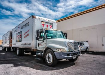 Las Vegas moving company Triple 7 Movers