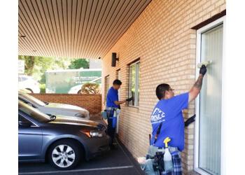 Newark window cleaner Triple C Pro Window Cleaning