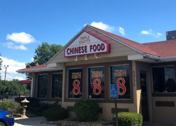 Springfield chinese restaurant Triple Eight's