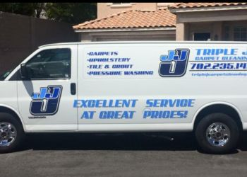 North Las Vegas carpet cleaner Triple J Carpet Cleaning