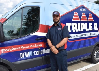Irving hvac service Triple a Air Conditioning