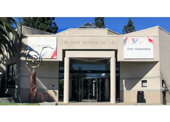 Santa Clara places to see Triton Museum of Art